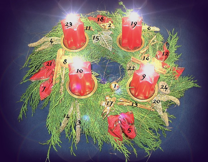 Adventskalender 2004