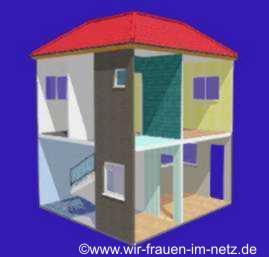 Der Plan vom Barbiehaus