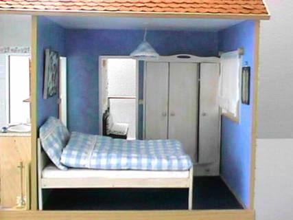 Barbie's Schlafzimmer