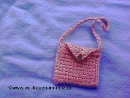 Handtasche für Barbie