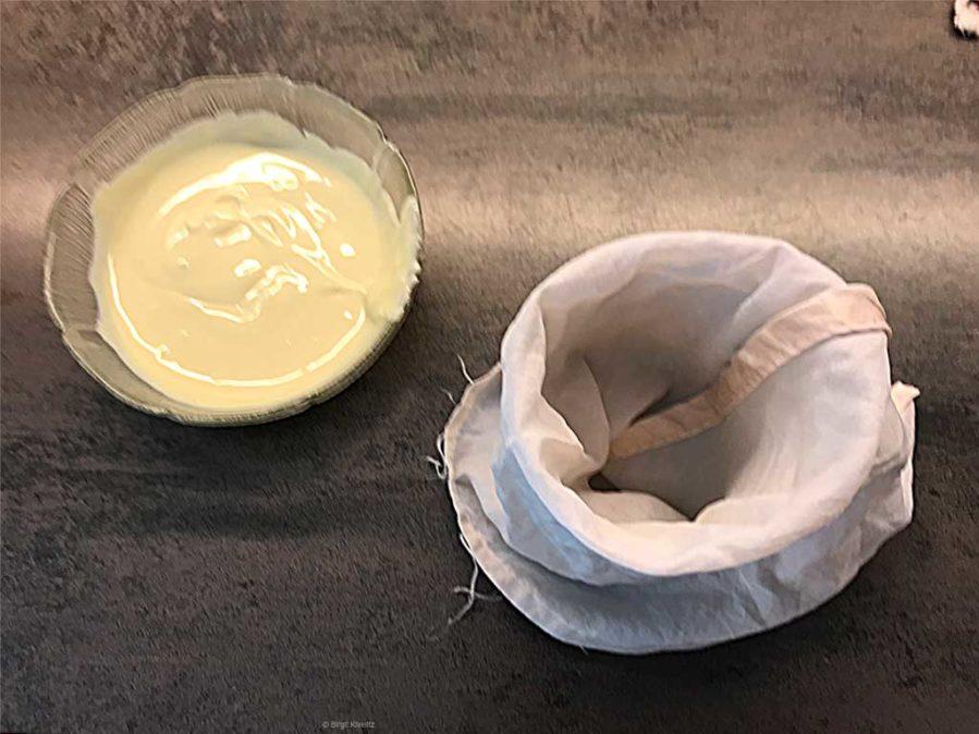 Die Schoko-Glasur richtig verarbeiten